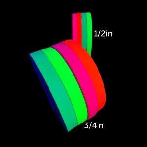 neon gaffers tape